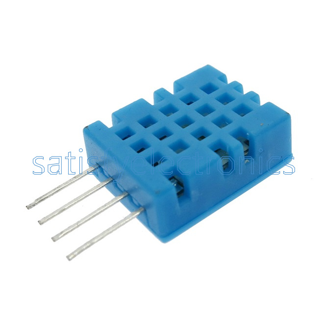 1//2//5//10PCS DHT11 Temperature and Relative Humidity Sensor Module for Arduino