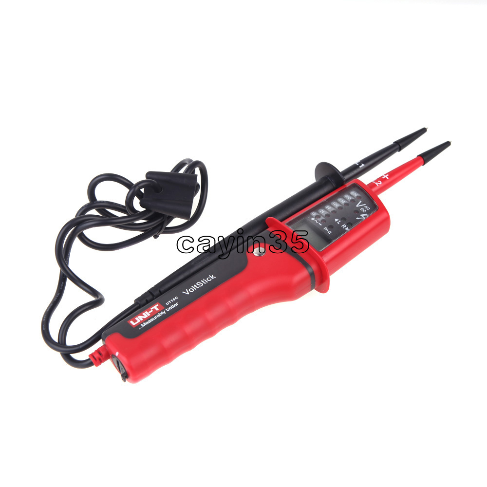 ut15c uni t waterproof lcd digital electrical voltage