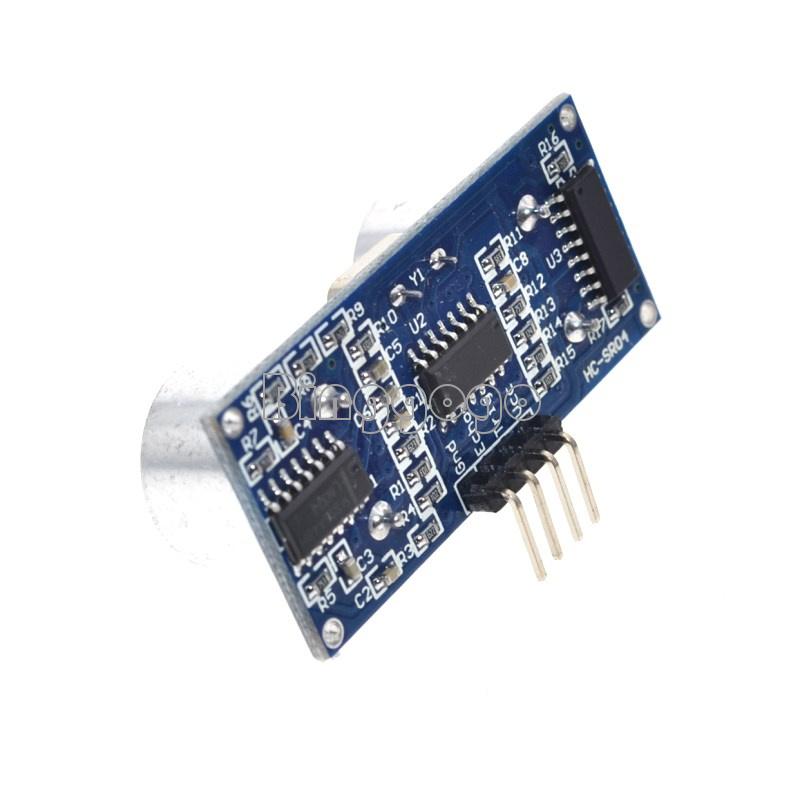 5PCS  HC-SR04 Ultraschall Modul Entfernung Messung Messgerät Sensor für Arduino