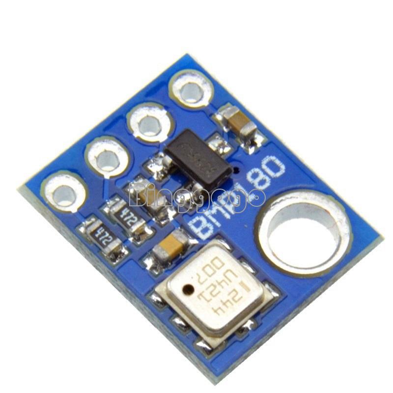 BMP180 Digitale Luftdruck Sensor Brett Module 8-pin f/ür Arduino Ersatz BMP085