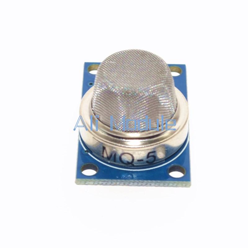 1pcs Mq-5 mq5 gas metano Sensor Shield metano Detector Módulo Para Arduino