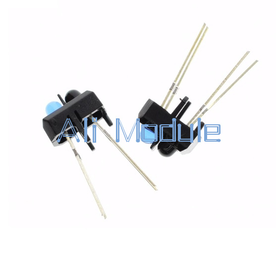 10Pcs TCRT5000L TCRT5000 Reflective Optical Sensor Infrared 950mm 5V 3A BTSZUK