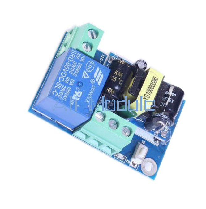 Wifi Relay Switch Module Low Power Jog Mode AC 220V Remote Control