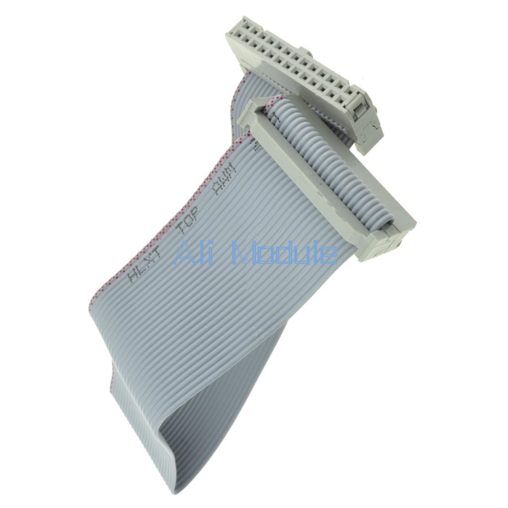 Flat Ribbon Cable wires 26 pin 2.54mm picth 200mm for Raspberry Pi ...