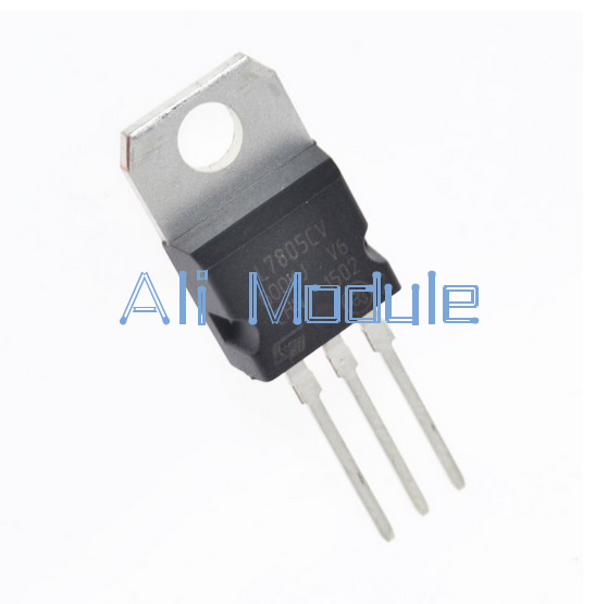 20pcs LM7805 L7805 7805 TO-220 Voltage Regulator IC new