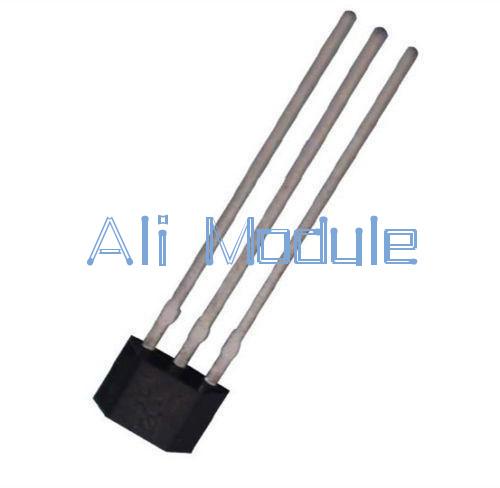 5Pcs A1302 de transformador lineal efecto Hall sensores Nuevo Chip Nuevo