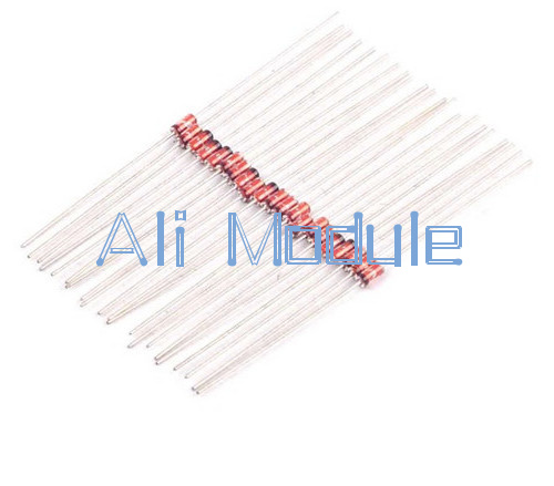 50PCS NEW 1N60 1N60P Diode DO-35 Schottky Barrier Diode IC