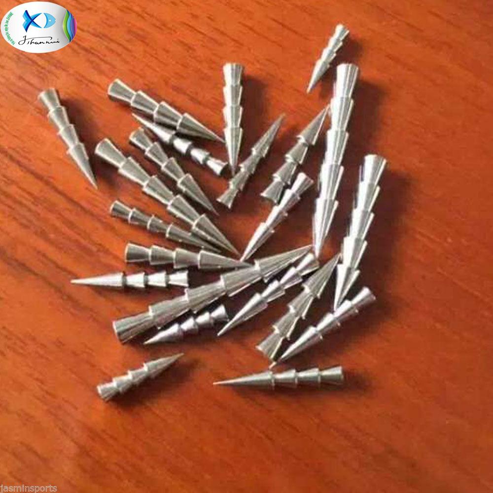 0.5//1gTungsten Worm Fishing Insert Weight Pagoda Wacky Nail Pencil Sinker X