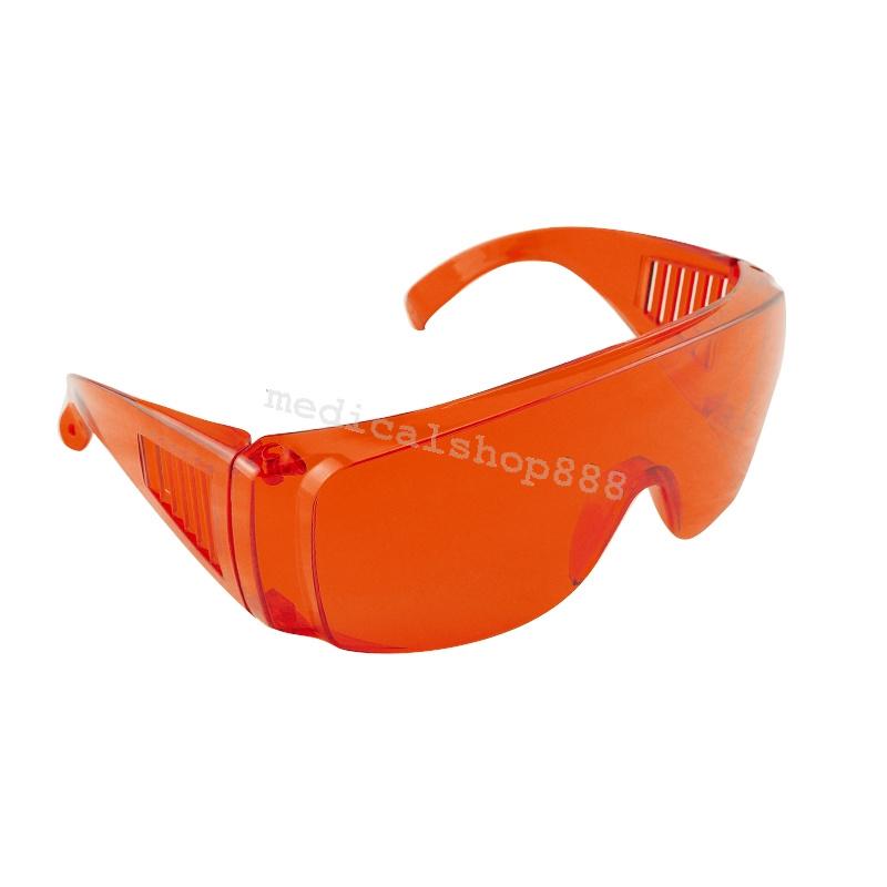 Us Dental Red Uv Protective Eye Goggle Glasses Lab