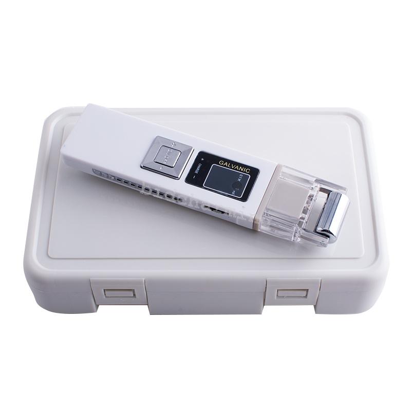 Usa Galvanic Microcurrent Skin Firming Machine Anti Aging