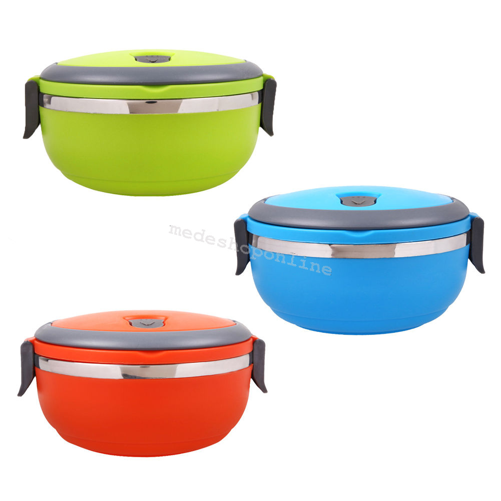 Large Thermal Food Containers