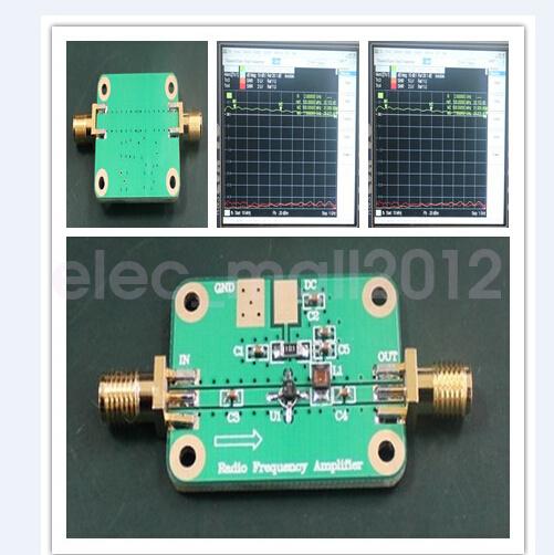 32db 2ghz 1 2000mhz Low Noise Lna Rf Broadband Amplifier