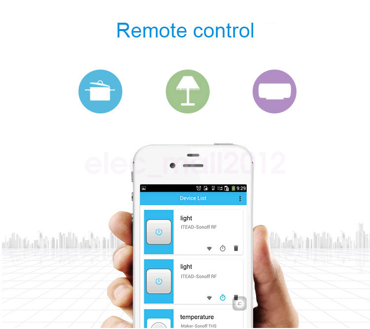 simply all remote control manual