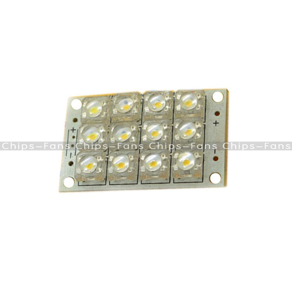 new 5v 12v led panel board 12 24 48 piranha led panel led. Black Bedroom Furniture Sets. Home Design Ideas