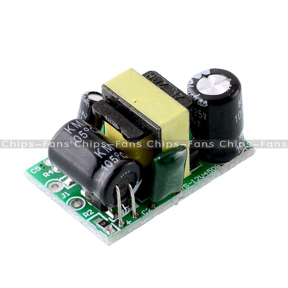 9v 500ma Ac Dc Power Supply Converter Step Down Module