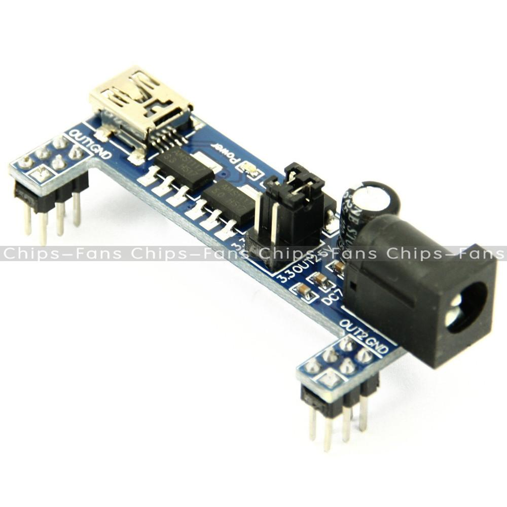 Pcs mb breadboard power supply module v