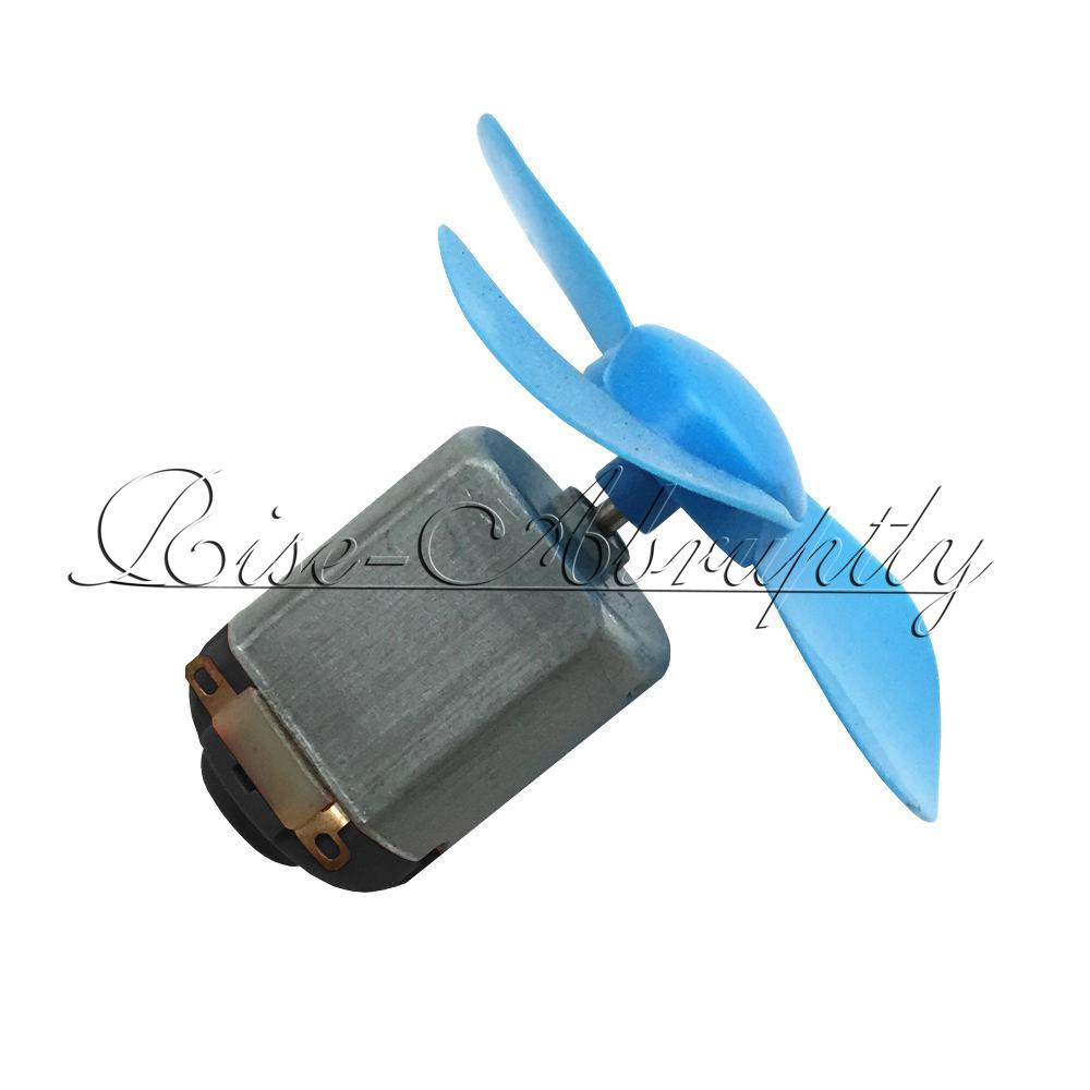 Mini Motor 130 Dc Carbon Brush Toy Motor For Type 3v 6v Dc