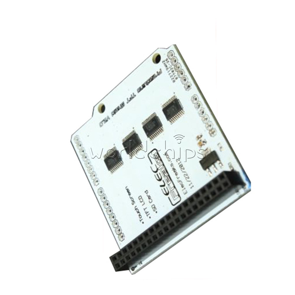 2 4 u0026quot  tft01 mega touch lcd shield expansion board module