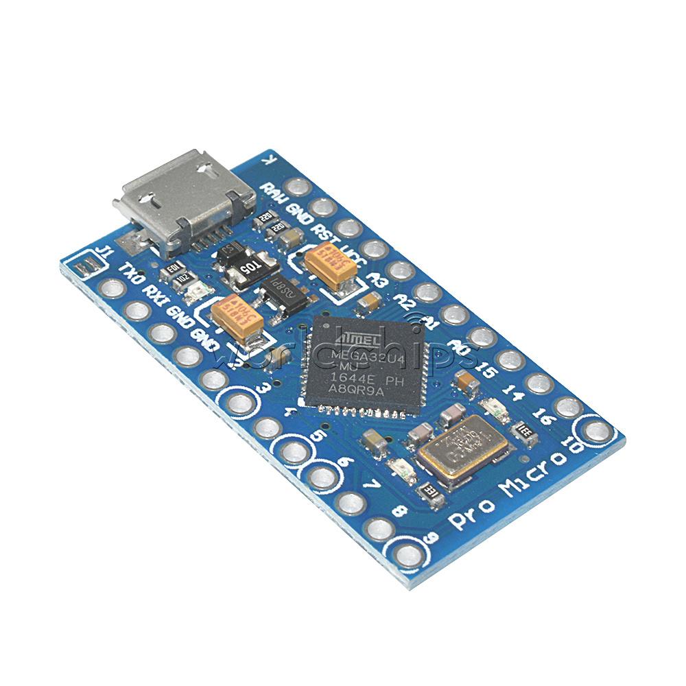 Leonardo pro micro atmega u mhz v replace