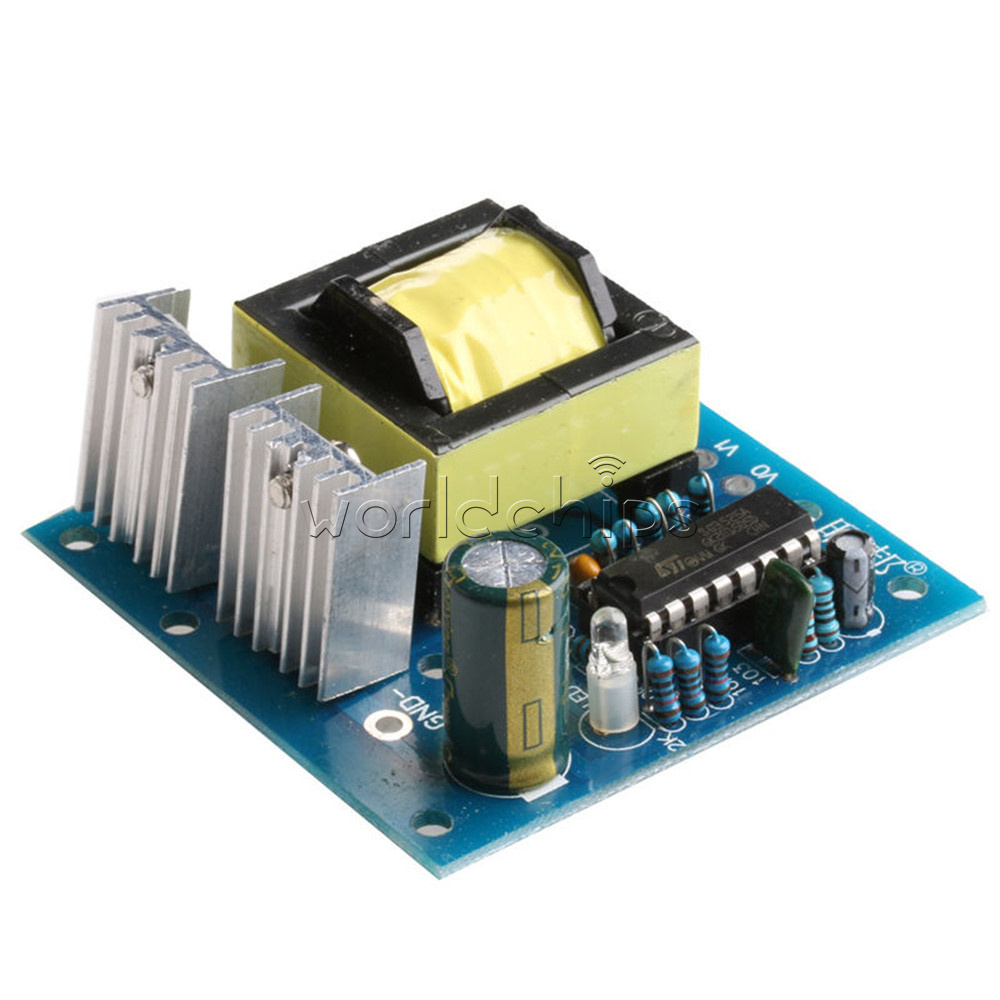 Dc Ac Step Up 12v To 110v 220v Inverter Boost Board 150w Converter The Complete Circuit Will Be Powered By An 212v 24va Transformer