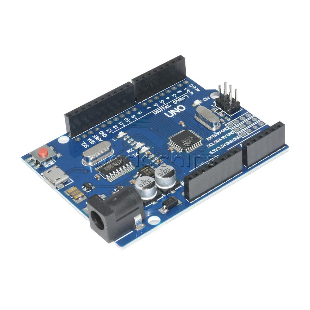 Uno r atmega p ch g micro usb board for compatible