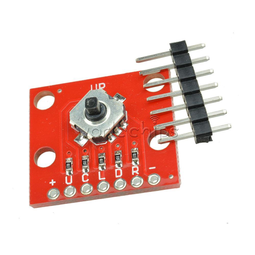 Way tactile switch breakout dev module converter board
