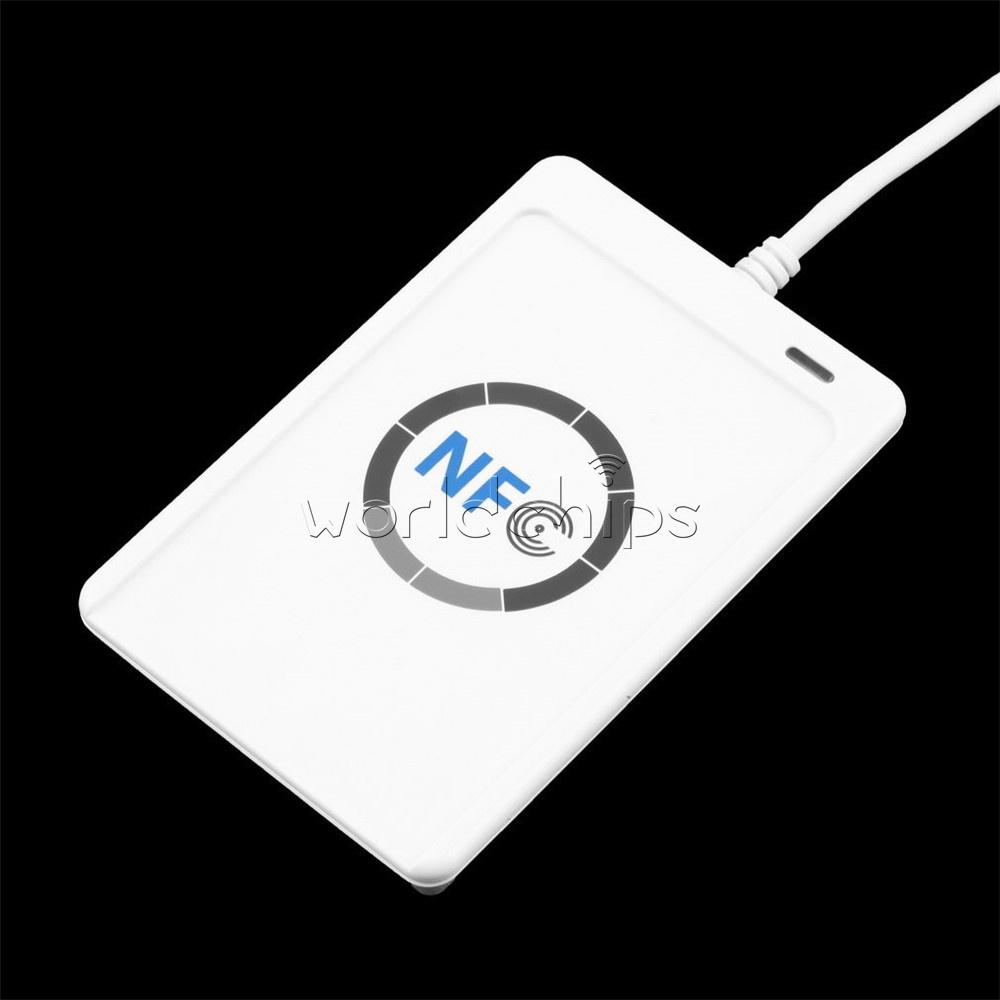 USB ACR122u NFC Reader&Writer 13.56Mhz RFID Copier