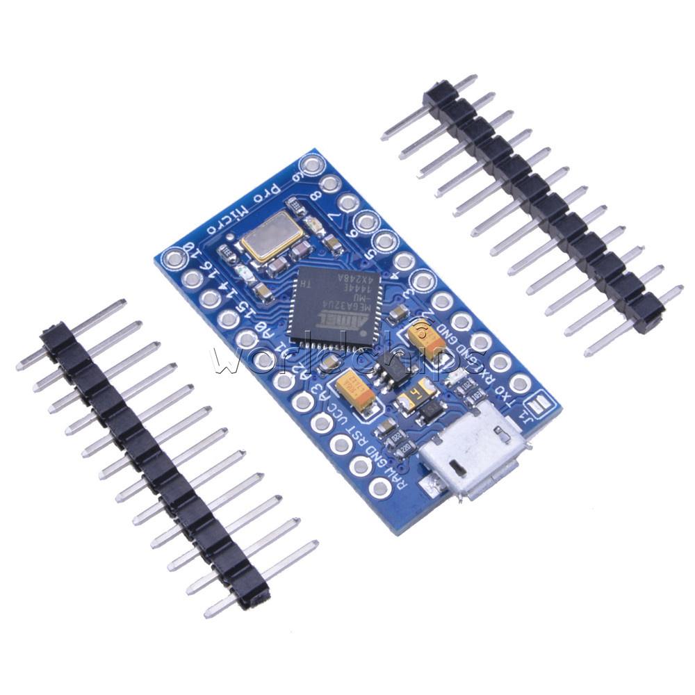 Leonardo pro micro atmega u v mhz replace