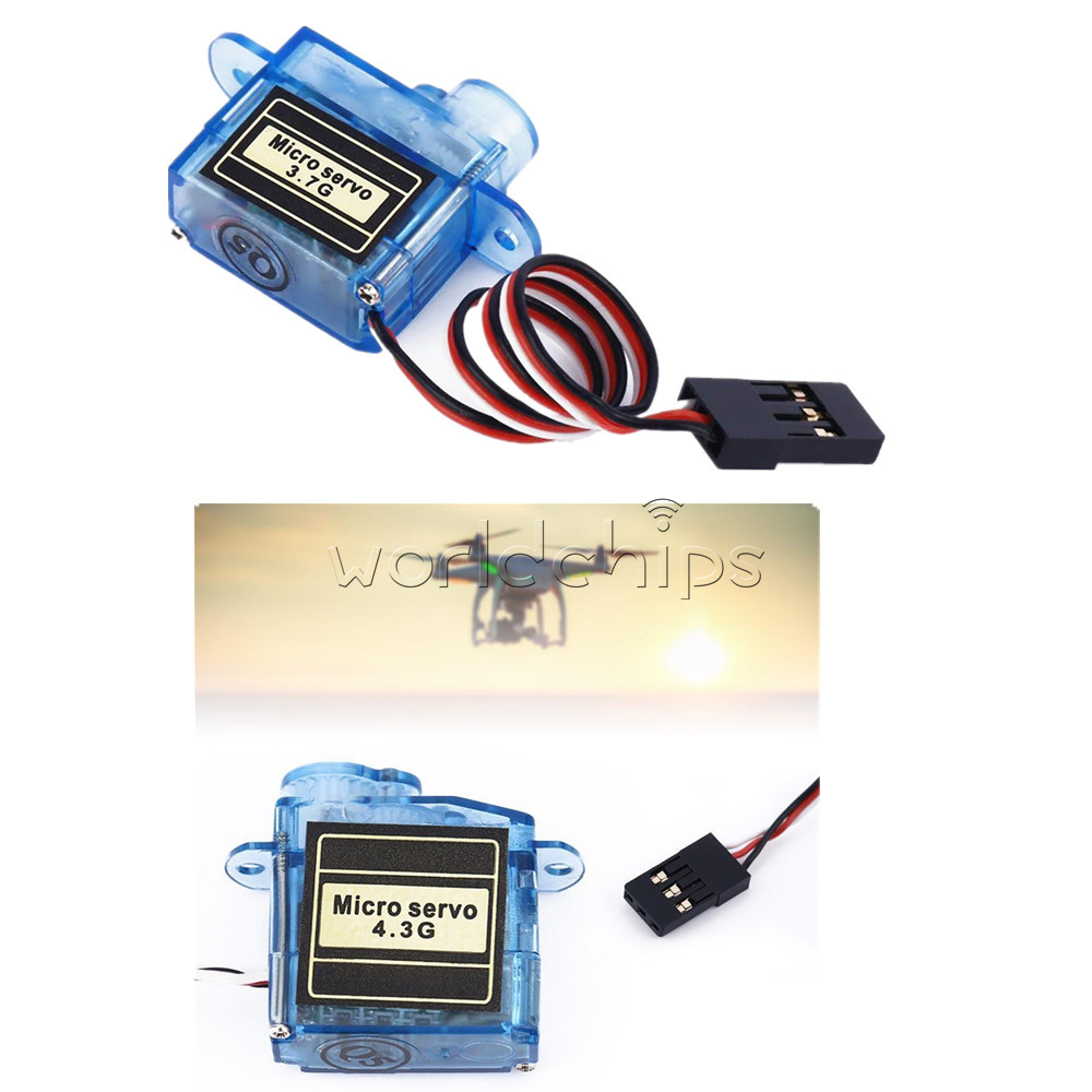 Tiny micro servo g for rc airplane helicopter