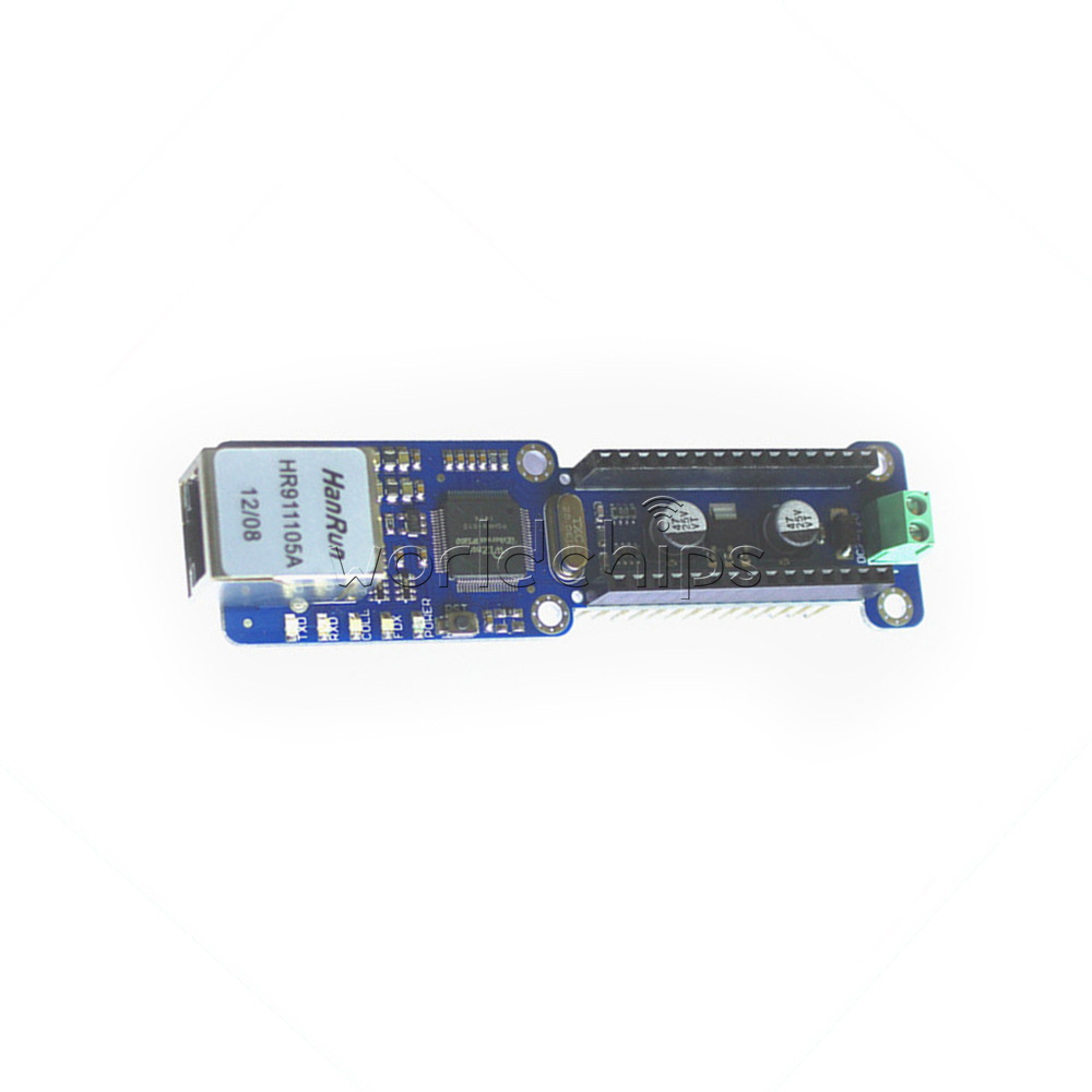 Nano w ethernet shield network expansion board for