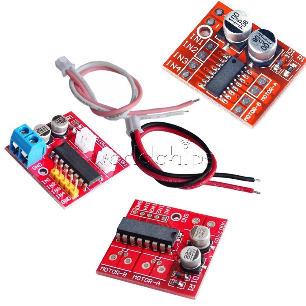 15a 25a Mini Ch2 Dc Motor Driver Module Beyond L298n Pwm Speed Four Wire Diagram The Power Supply Voltage Of Drive Can Be 2v 10v And It Two Motors Or A 4 2 Phase Stepper Also Achieve Positive