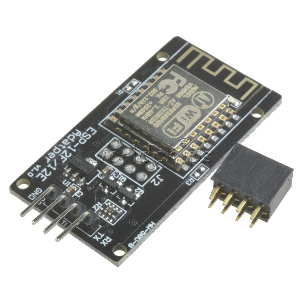 Esp f e module serial wifi adapter board for