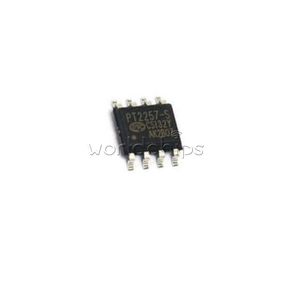 5PCS PT2257-S PT2257 Electronic Volume Controller IC SOP8 NEW
