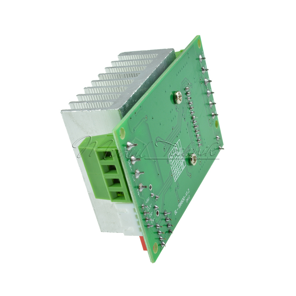 Four Wire Stepper Motor Controller Circuit Engine Control Wiring Simple Driver New Tb6600 4 5a Cnc Single Axis Board