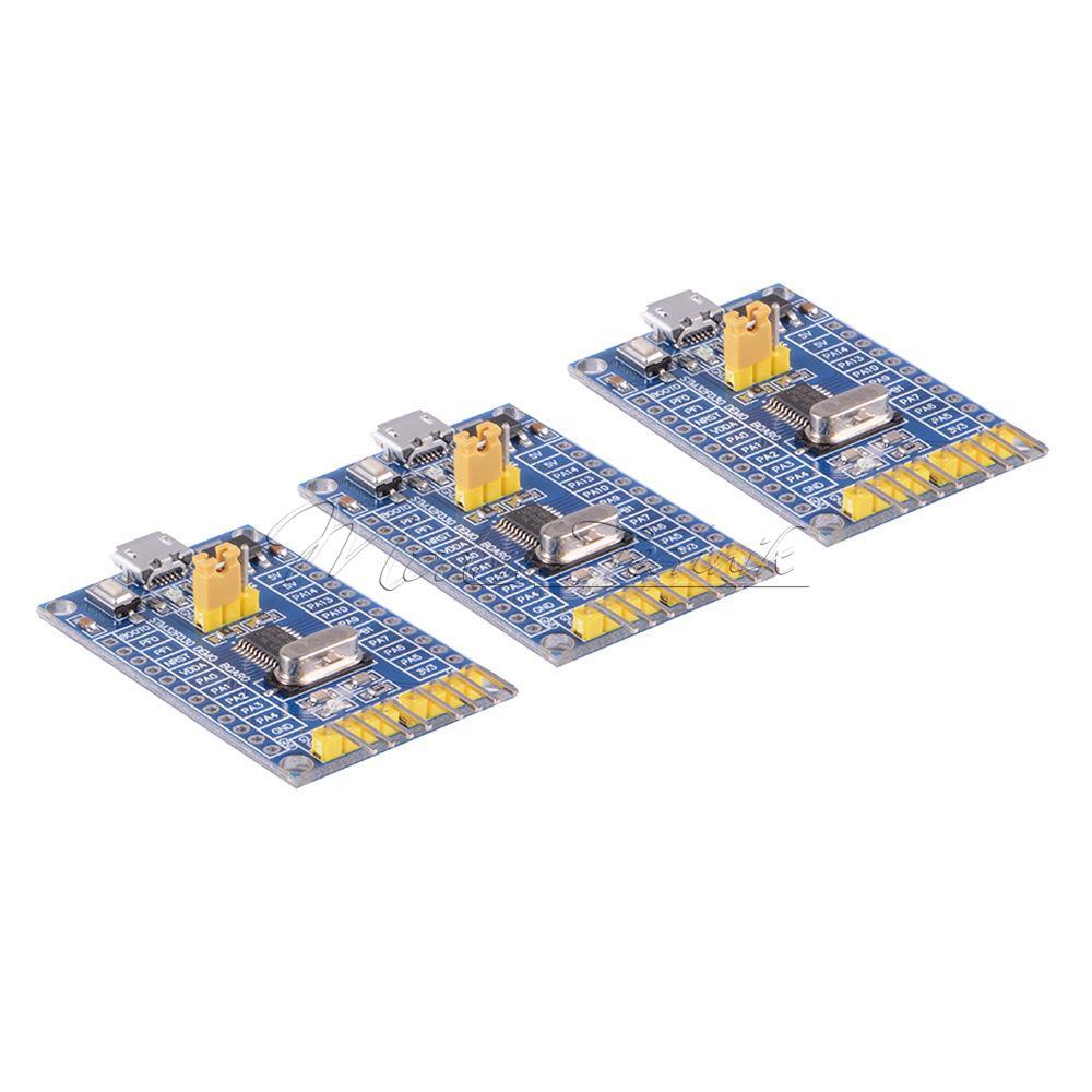 Gulakey 10Pcs Small STM32F030F4P6 Systems Development Board CORTEX-M0 Core 32bit Mini System Spot Steuermodul