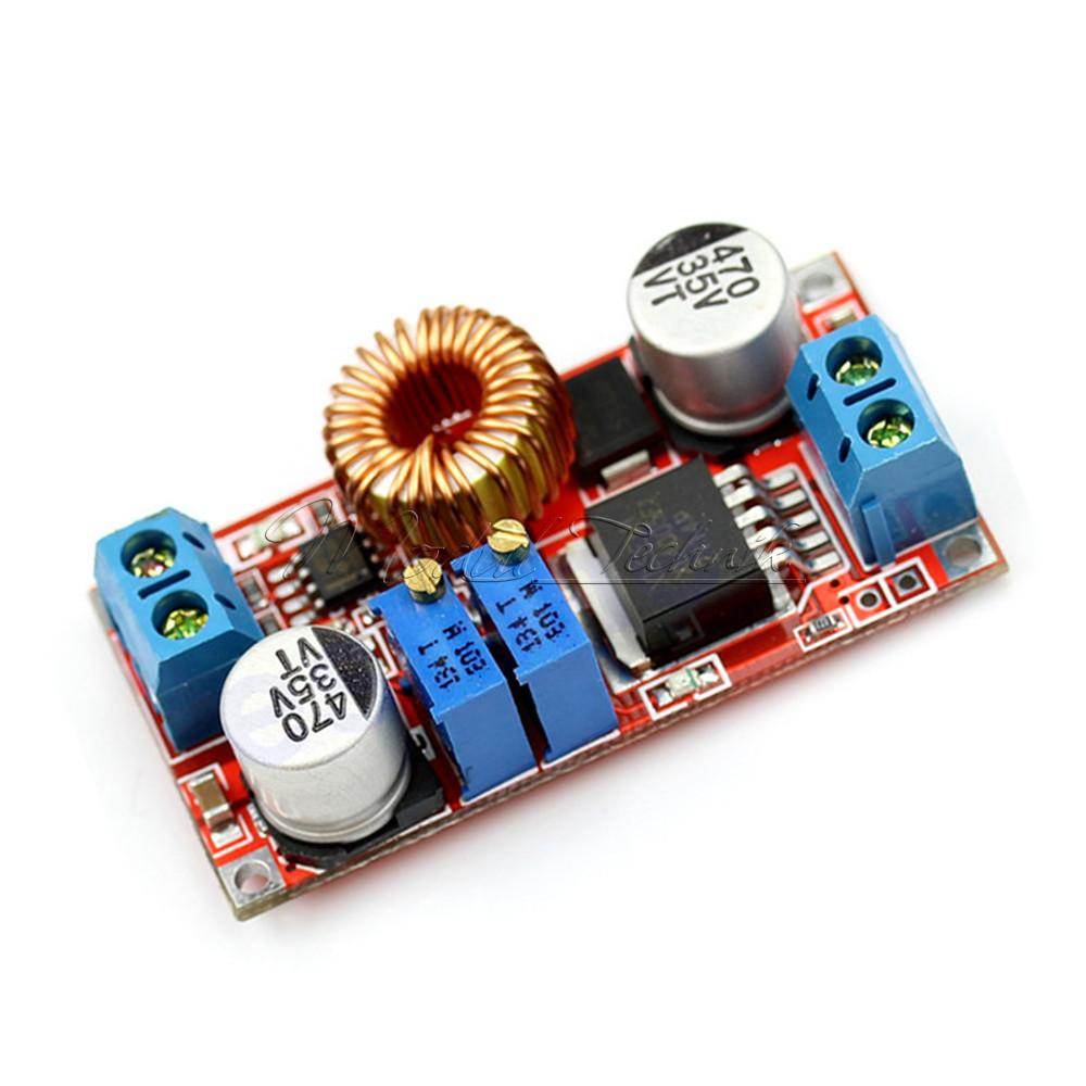 Xl4015 5a Dc Step Down Buck Converter Module Power Supply Led To Circuit Lithium Charger