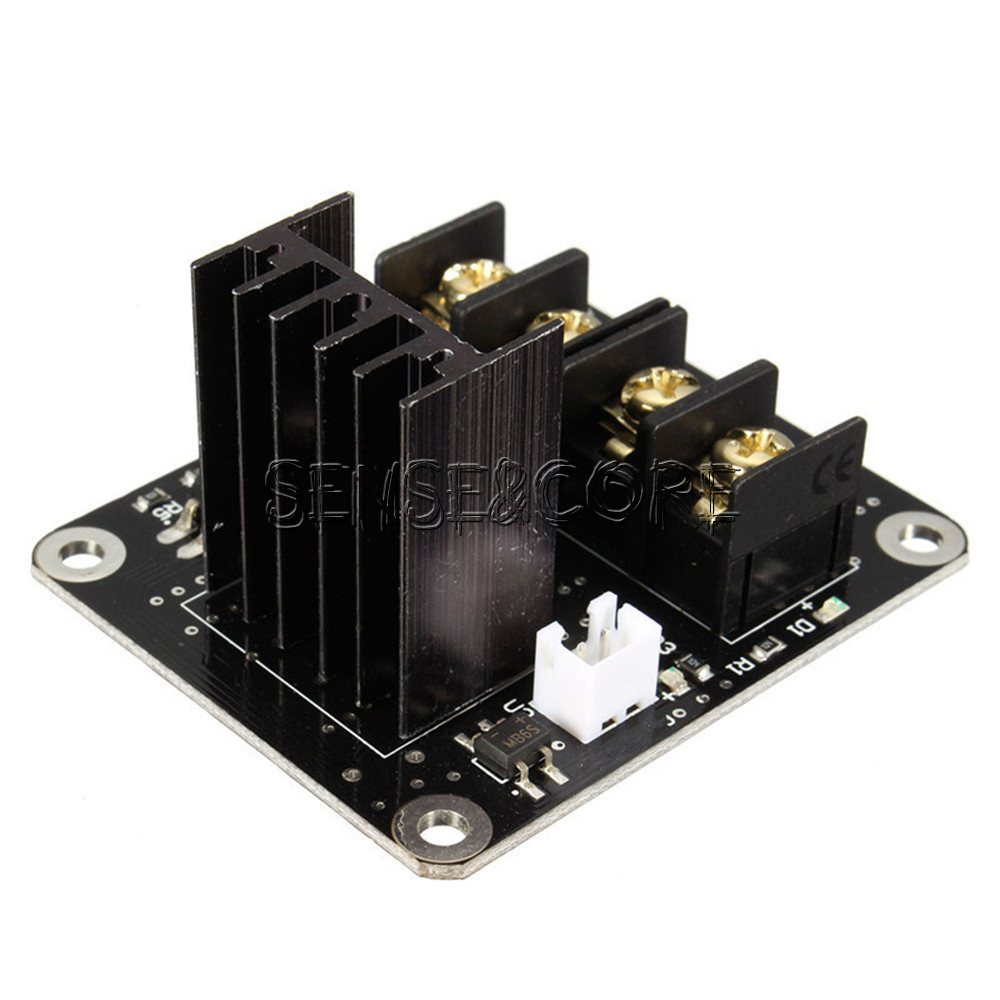How To Make A D Printer Bed Power Module Expansion