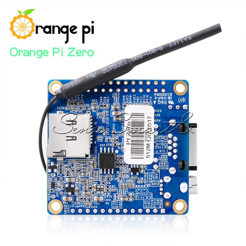 Orange Pi Zero H2 Quad Core Open Source 512mb Development