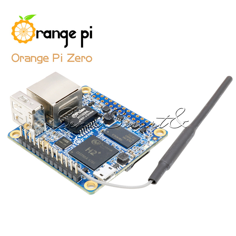 Orange Pi Zero H2 Quad Core Open Source 512mb Development