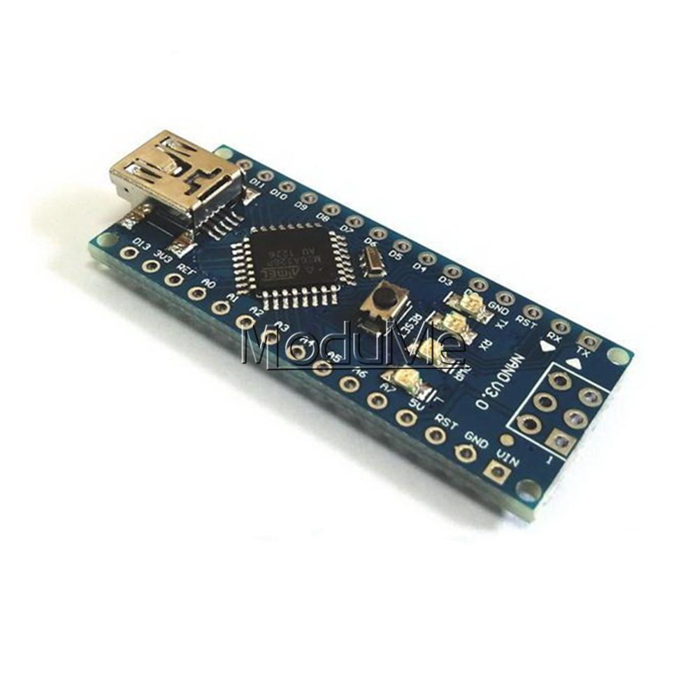 Arduino usb nano v atmega m cont roller board