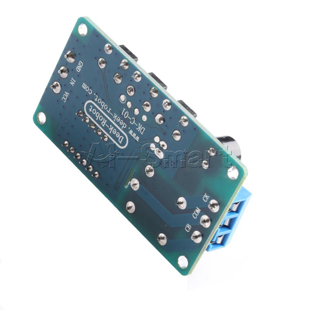 12v 10a Dark Activated Switch By Lm324