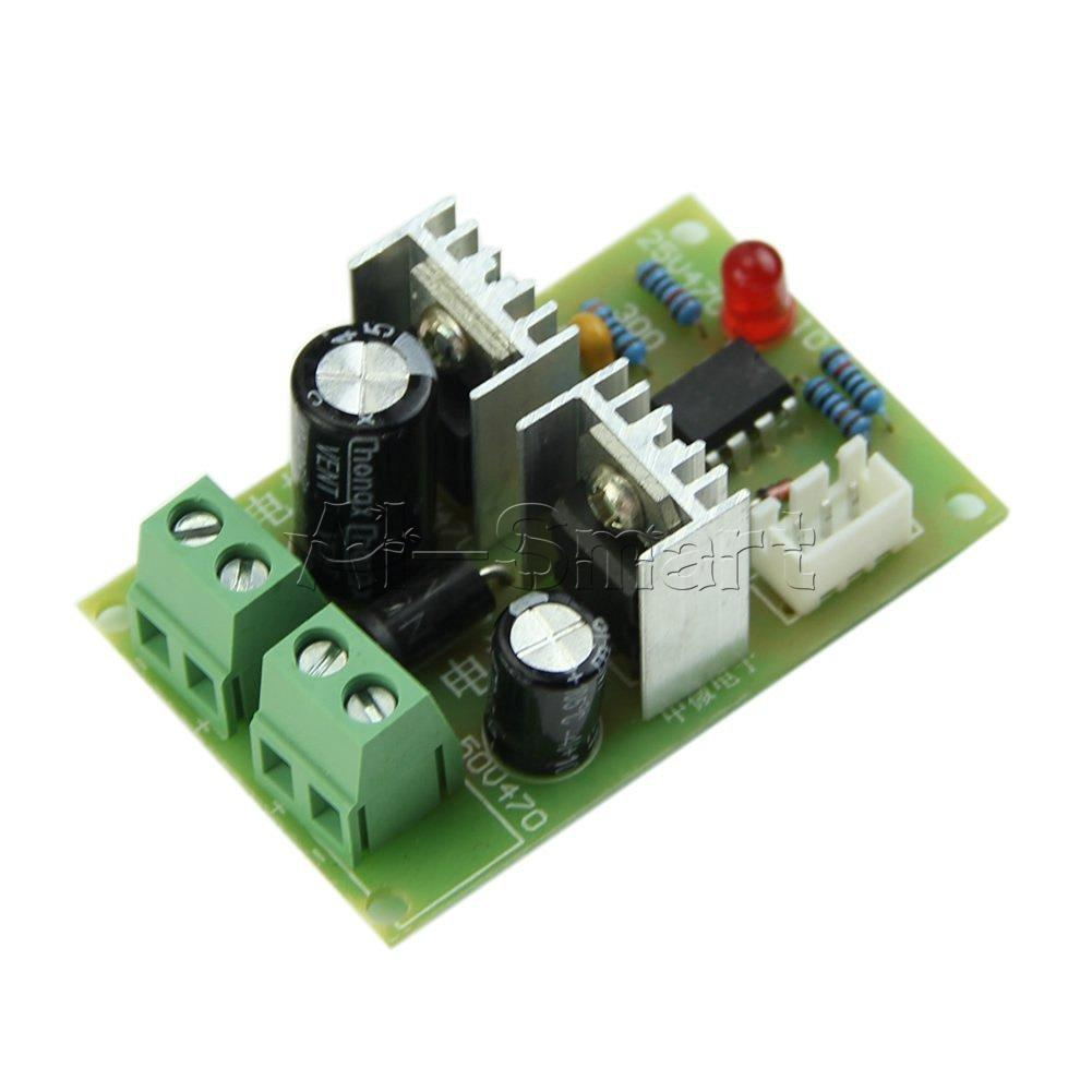 12v 36v pulse width pwm dc motor speed controller for Motor speed control pwm