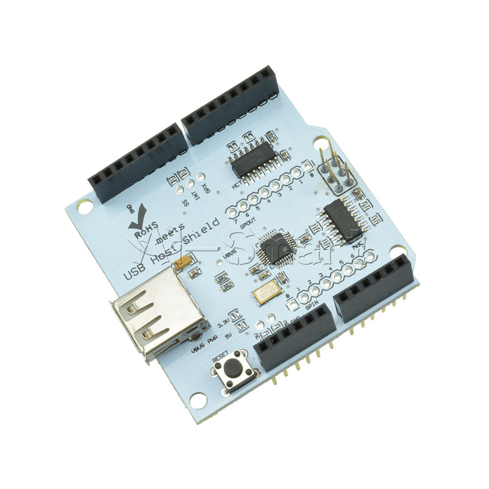 Usb host shield v for arduino adk compatible google