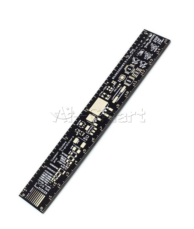 Lcd Electronic Carbon Fiber Vernier Caliper Pcb Ruler For