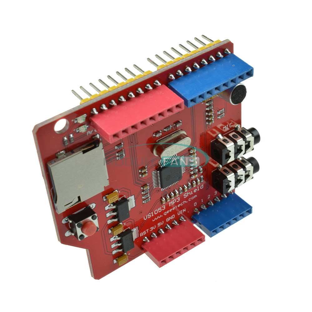 Ic vs b mp module music shield board tf sd
