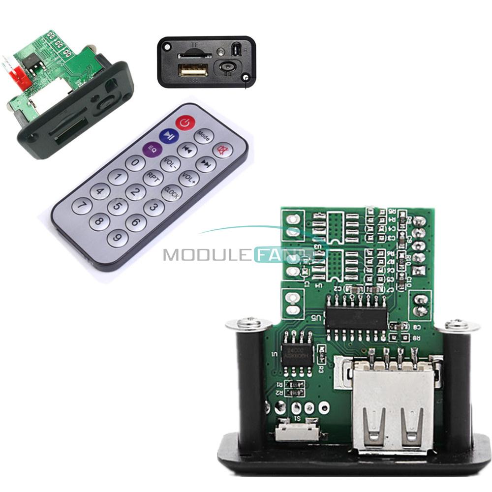 JQ8400 JQ8400FL-10P Voice Module Serial Control USB 32M MP3//WAV Play US