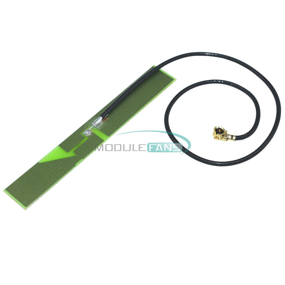 5Pcs GSM GPRS Wifi 3DBI PCB Antenna IPEX Connector for Bluetooth Zigbee ESP8266