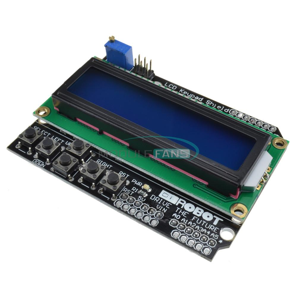 For arduino expansion board lcd keypad shield