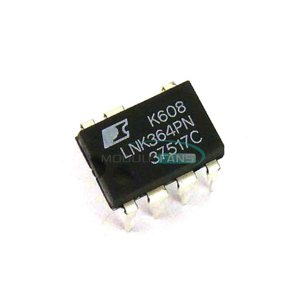 2PCS LNK364PN LNK364 DIP-7 IC OFFLINE SWIT HV