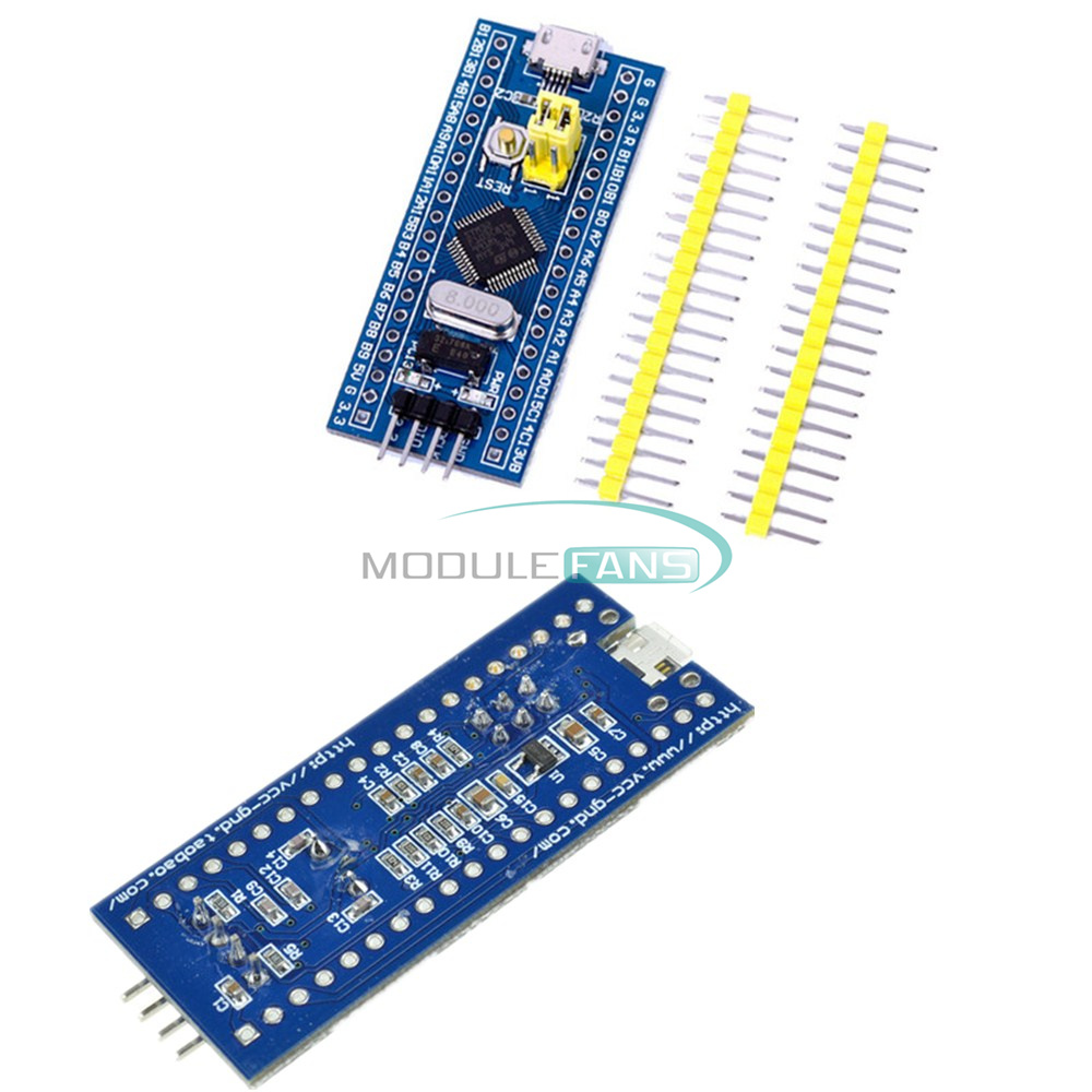 1PCS STM32F030F4P6 ARM CORTEX-M0 Core Minimum System Dev Board for Arduino  CA